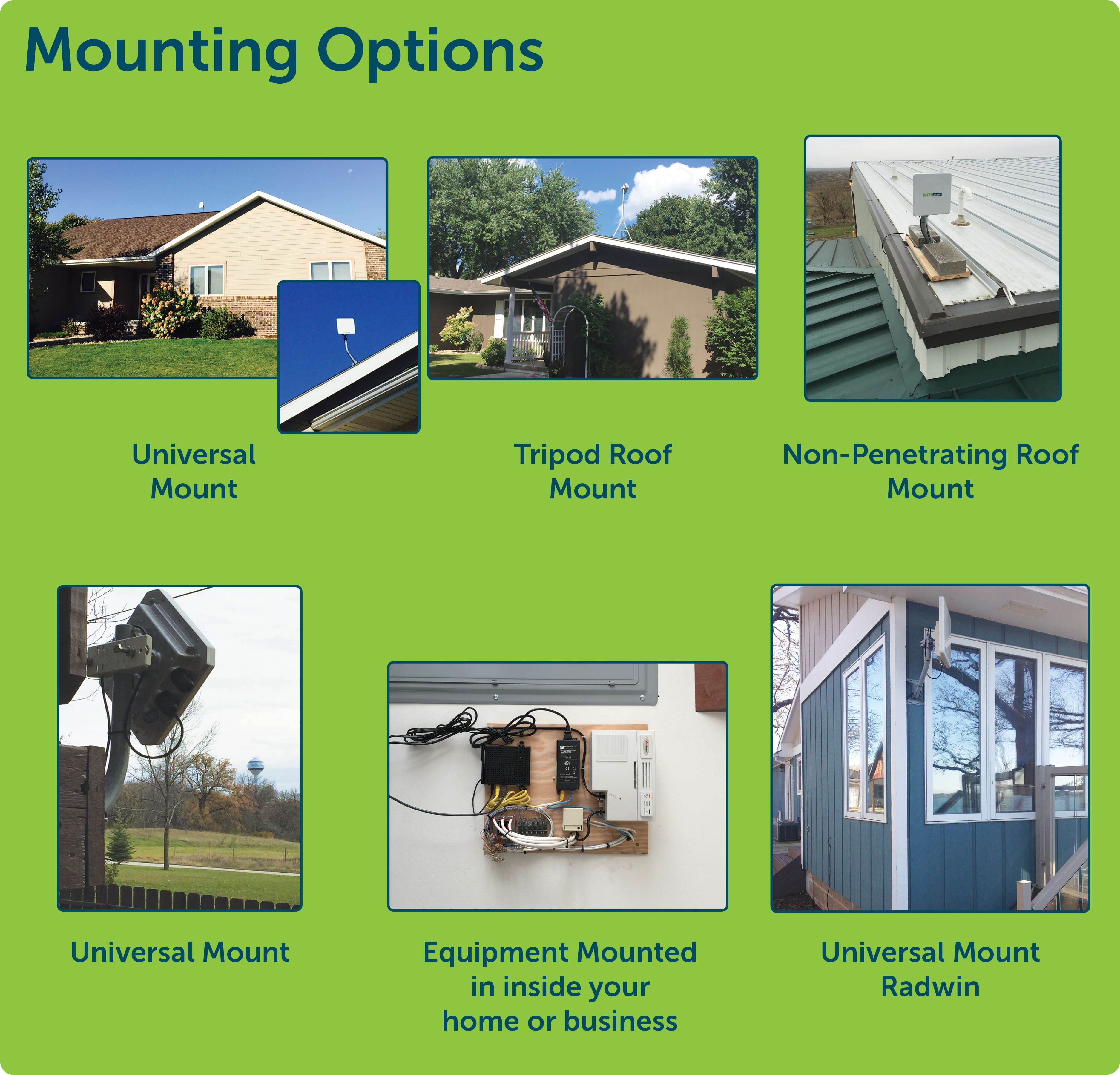 Mounting Options March 2019